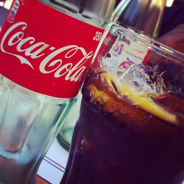 Brands on Instagram: Coke
