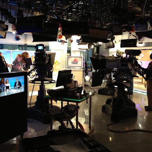 Pinterest: Today Show Backstage