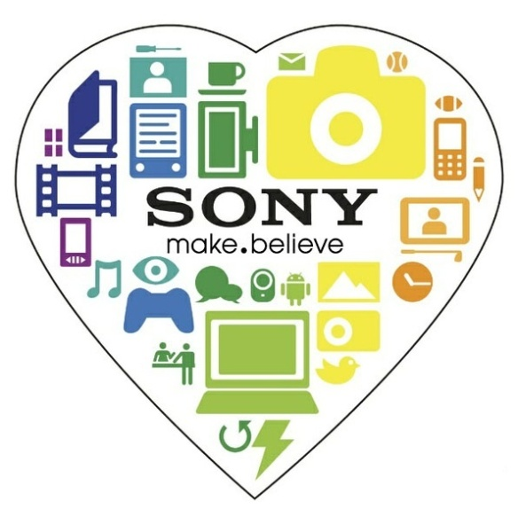 Brands on Pinterest: Sony Electronics